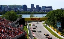 O Grande Prêmio do Canadá de Fórmula 1 foi adiado nesta terça-feira devido à emergência mundial de saúde causado pelo novo coronavírus (GETTY IMAGES NORTH AMERICA/AFP)
