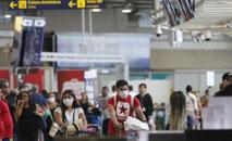 Brasil não tomou medidas para restringir passageiros em meio à pandemia (Fernando Frazão/Agencia Brasil)