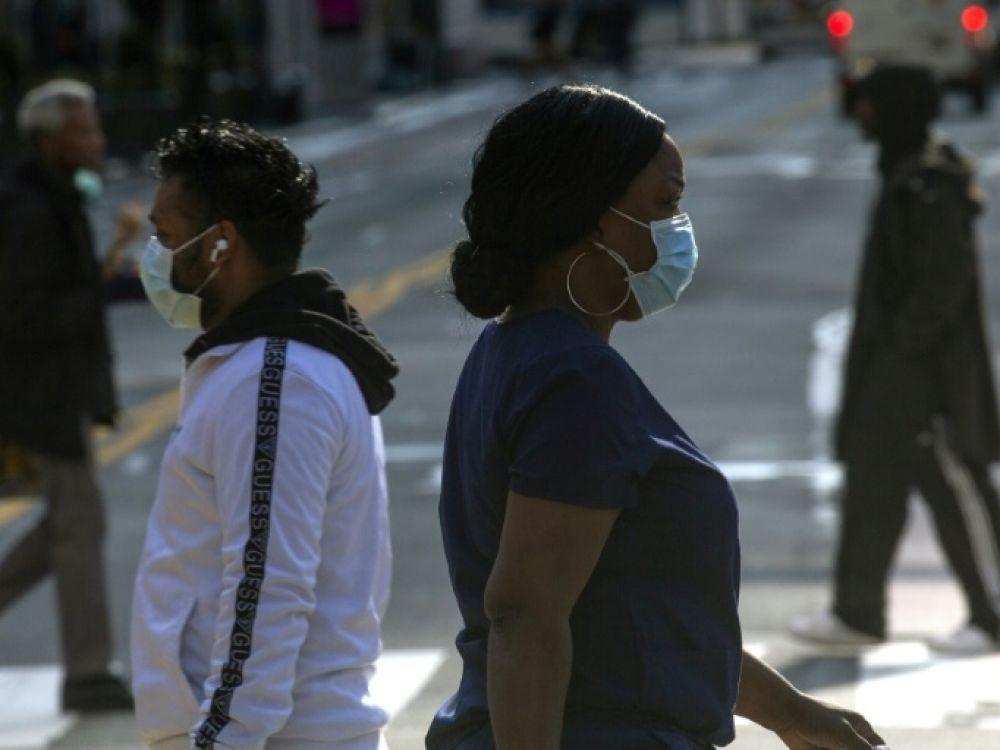 Negros representam menos de um terço da população de Chicago, onde são mais da metade dos que testaram positivo e 72% das mortes por Covid-19