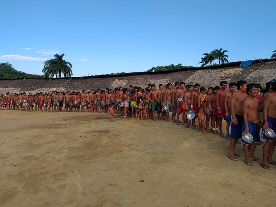 Pandemia ameaça Terra Indígena Yanomami