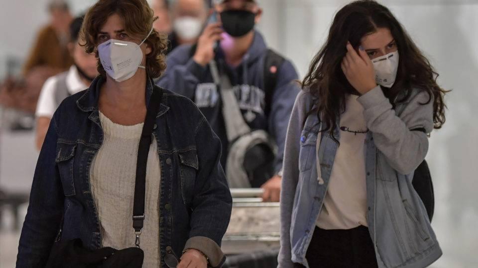 Os pedidos para voltar ao Brasil foram feitos após o avanço global da pandemia do novo coronavírus, o que provocou o fechamento de fronteiras e restrição de voos