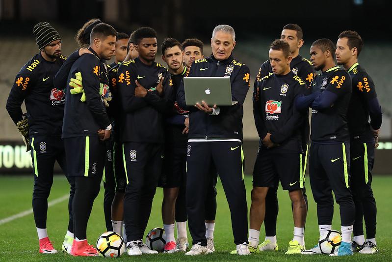 Campanha envolve 41 jogadores recentemente convocados pelo técnico Tite para a seleção brasileira