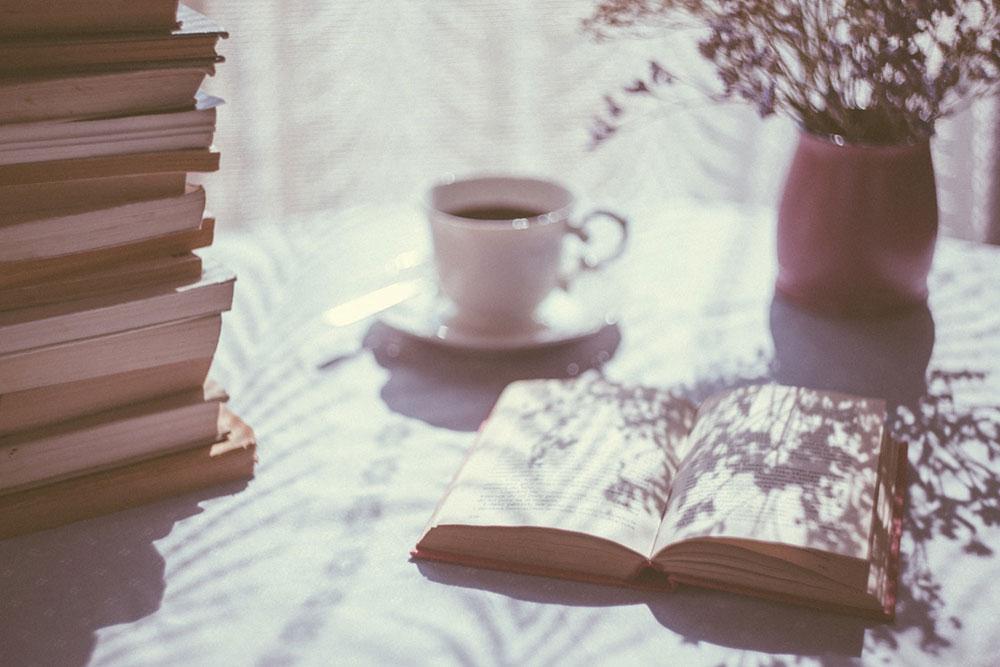 Ler é o melhor remédio
