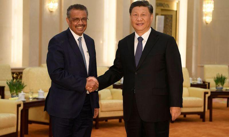 OMS e China na berlinda