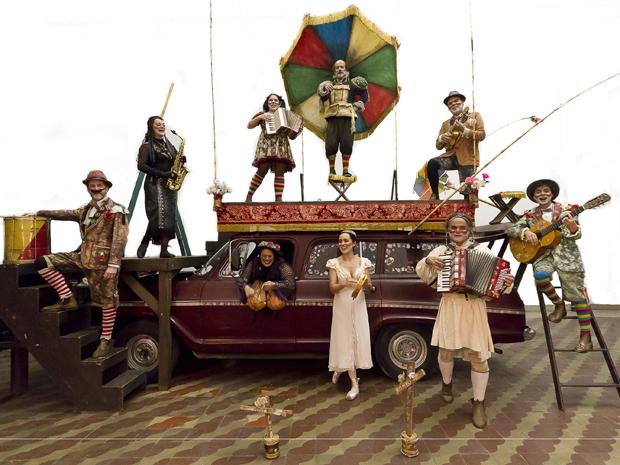 'Romeu e Julieta', um clássico do Grupo Galpão disponível via internet
