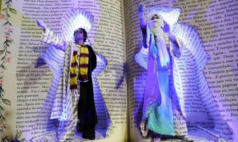 Sucesso mundial, Harry Potter ainda figura entre livros mais vendidos