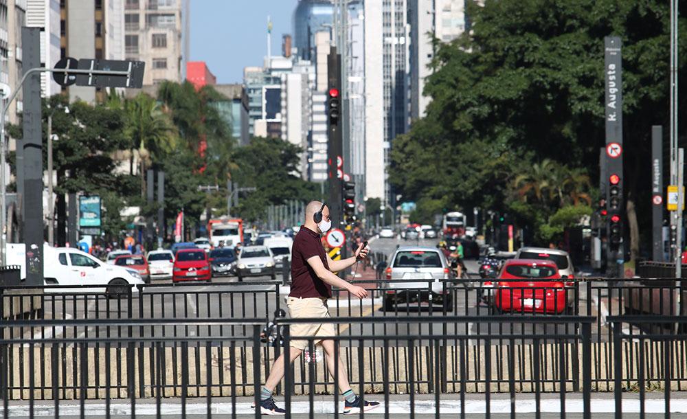 No Estado, a taxa foi de 56%, enquanto no município de São Paulo foi de 55%.