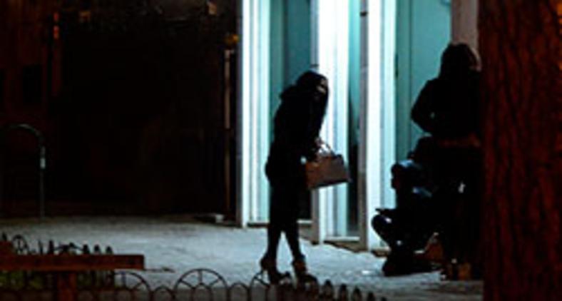 Prostituição em Roma (Filippo Monteforte/ AFP)