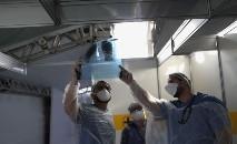 As primeiras experiências com a telemedicina no Brasil começaram em 1994, com a transmissão a distância dos exames de eletrocardiograma (Amanda Perobelli/ Reuters)