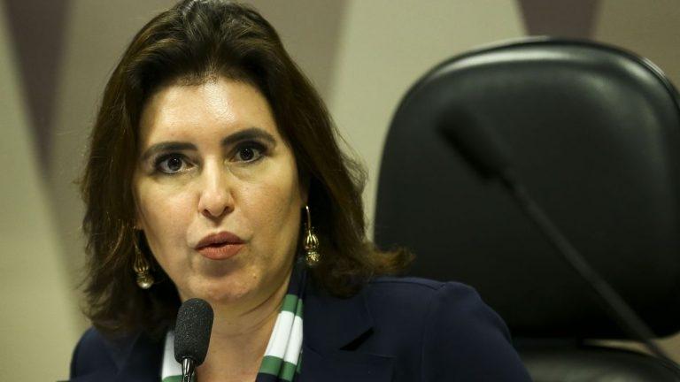 'Neste momento atual, de restrição de circulação de pessoas, fica muito difícil que uma pessoa seja desalojada e consiga um outro local para alugar', explicou Simone Tebet, relatora do texto