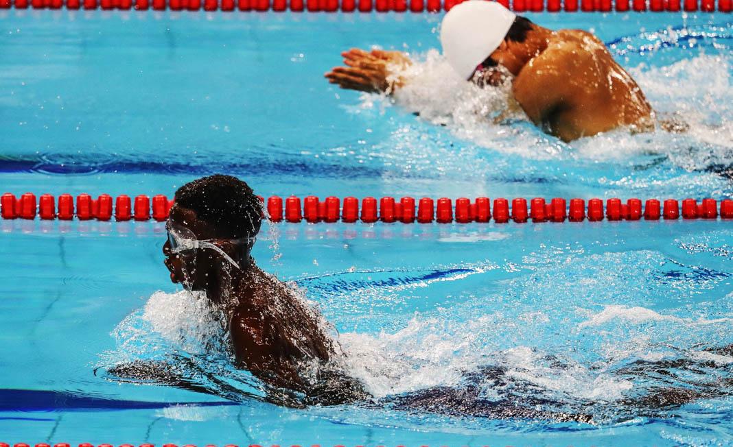 O campeonato, agendado para Abu Dhabi, nos Emirados Árabes Unidos, foi remarcado pela Fina para o período entre 13 e 18 de dezembro de 2021