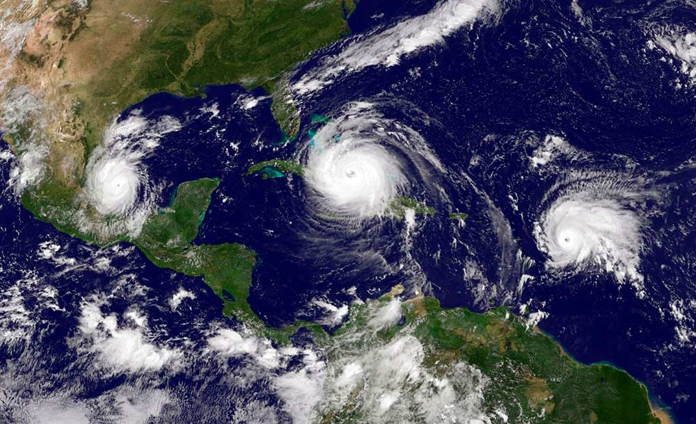 A temporada no Atlântico vai de 1º de junho a 30 de novembro
