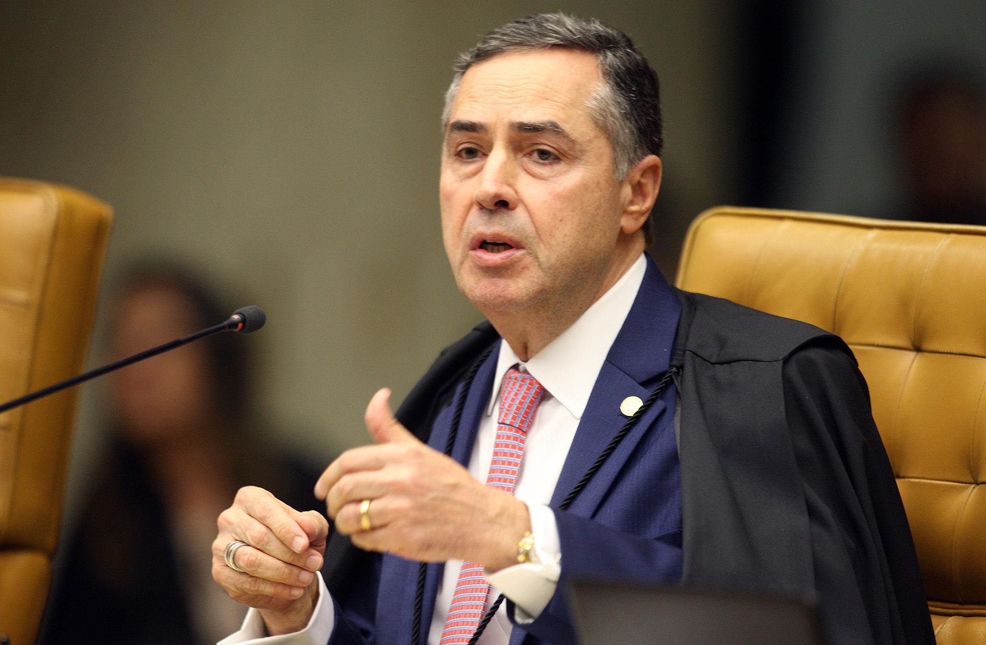 Ministro Luís Roberto Barroso foi relator do caso no STF