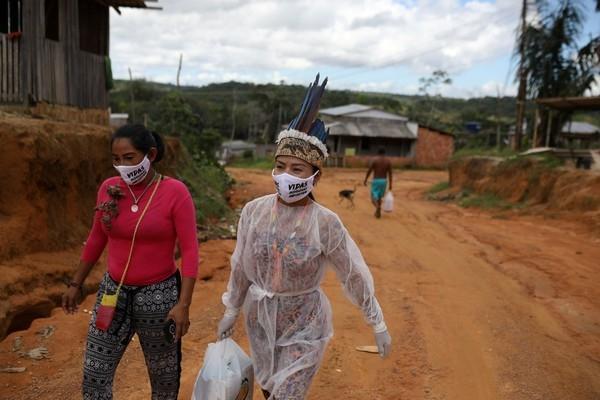 3.488 municípios brasileiros tem casos confirmados de pacientes com Covid-19