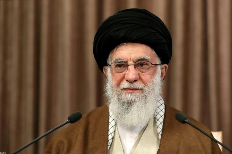 Líder supremo iraniano, aiatolá Ali Khamenei