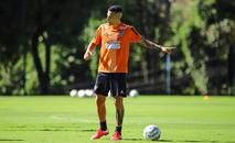 Arana treina na Cidade do Galo (Pedro Souza / Atlético)