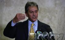 Presidente nacional do PTB, Roberto Jefferson, tornou-se um dos aliados do presidente Jair Bolsonaro nos últimos tempos (Valter Campanato/ABr)