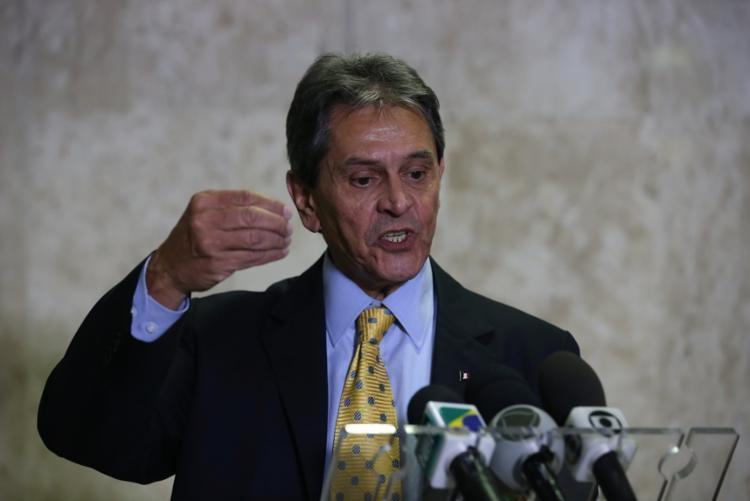 Presidente nacional do PTB, Roberto Jefferson, tornou-se um dos aliados do presidente Jair Bolsonaro nos últimos tempos