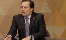 O presidente da Caixa Econômica Federal, Pedro Guimarães (Marcello Casal Jr./ABr)