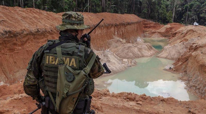 Garimpo avança no governo Bolsonaro