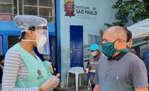 São Paulo é o estado mais atingido pelo coronavírus no Brasil (PM de São Paulo)