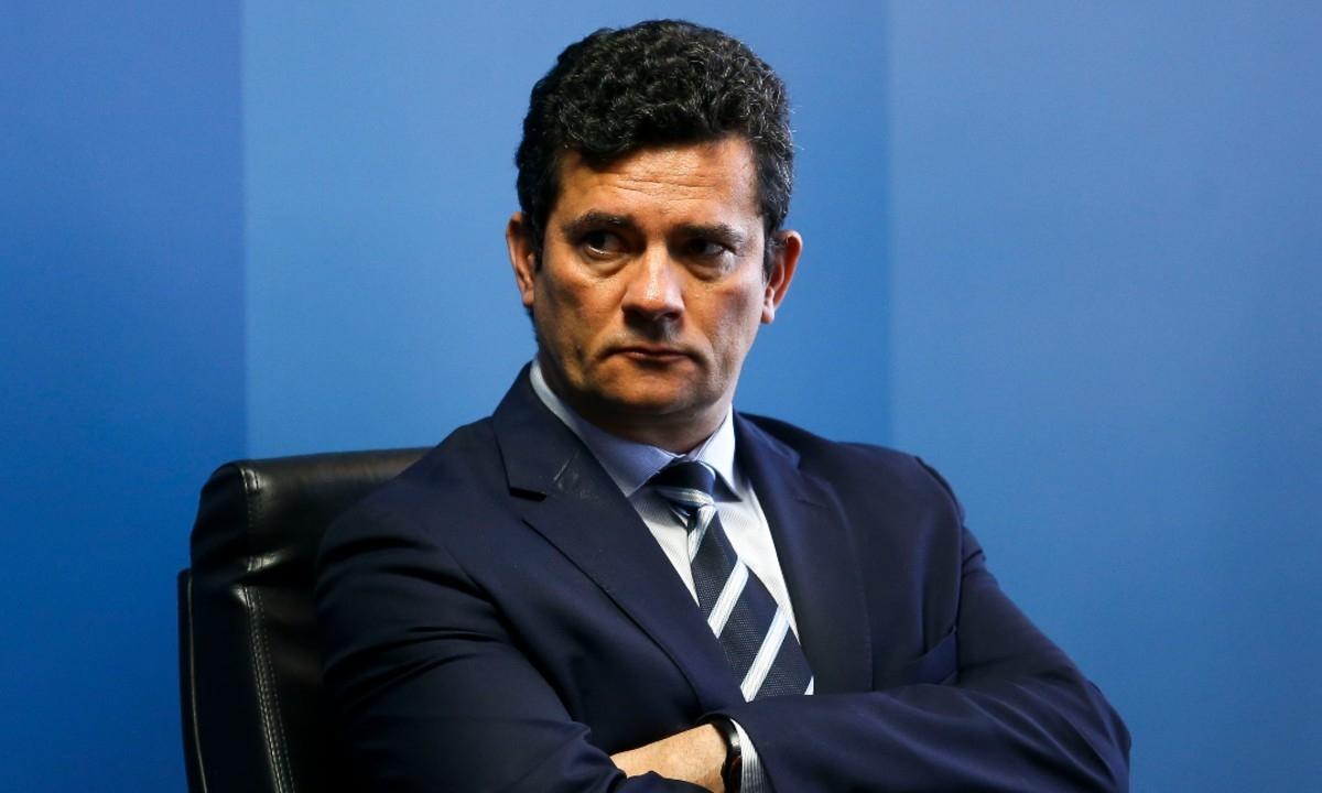 O ex-ministro da Justiça e Segurança Sérgio Moro
