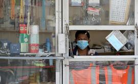 Cerca de 44 mil dos 2,75 milhões de habitantes do país testaram positivo para a Covid-19 (1,6% da população), com 23 mortes registradas. (AFP)