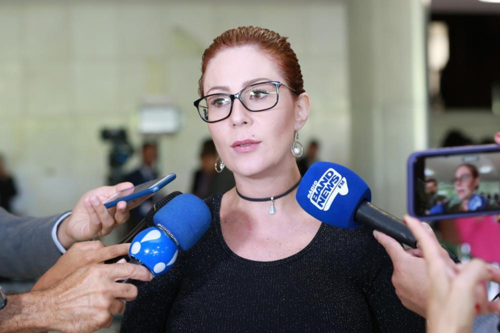 Carla Zambelli também é investigada pela Polícia Federal