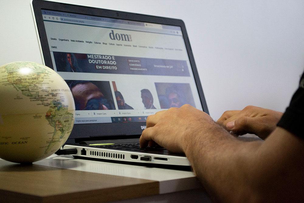 'Em tempo de pandemia e fake news, as pessoas estão valorizando uma mídia seria, responsável e confiável', diz reitor da EMGE