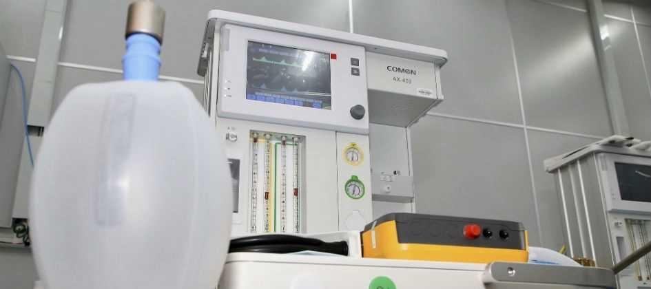 A PF destacou que os respiradores sequer foram utilizados pela Secretaria de Saúde