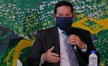 Salles foi criticado ao afirmar que governo deveria aproveitar a pandemia para 'passar a boiada' (AFP)