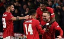 A FA Cup deverá ser retomada nos dias 27 e 28 de junho (AFP/Arquivos)