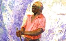 Uma publicação afirmava que Zumbi e a Consciência Negra 'são fatos decorrentes da luta esquerdista' (Zumbi, obra de Antonio Parreiras)