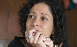 A escritora conta que escreveu o romance enquanto amamentava seu primeiro filho, que nasceu quando ela tinha 40 anos (Danilo Costa)