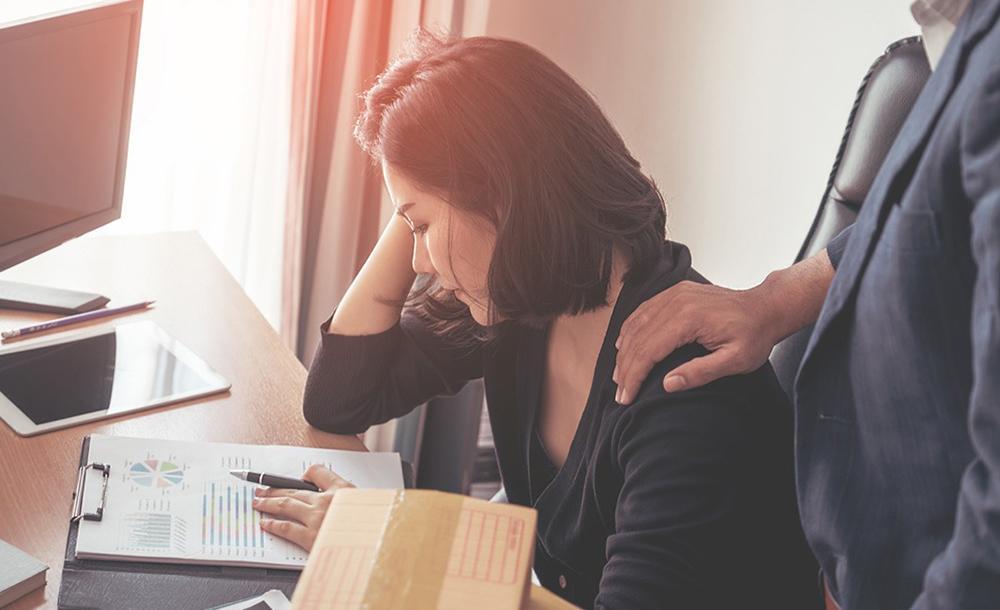 Uma parcela significativa das mulheres vivencia situações de depreciação das funções que exercem, tendo suas observações desconsideradas