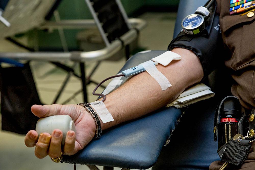 Doar sangue é um ato de amor que foi judicializado!
