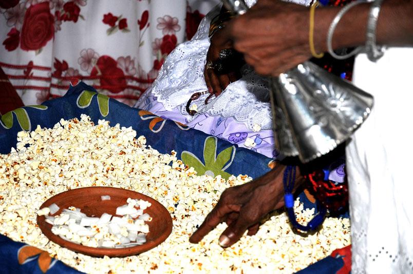 Para Candomblé de Angola não existe diferença entre a vida cotidiana e a religião
