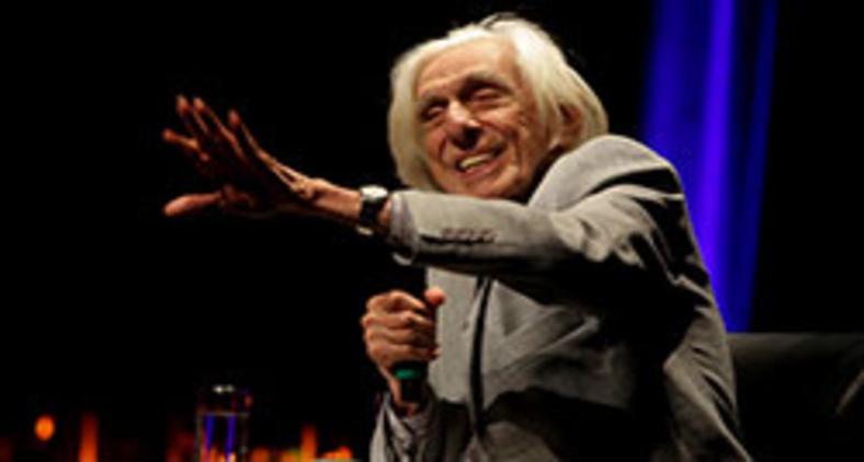 Ferreira Gullar, poeta, crítico de arte e ensaísta brasileiro (Greg Salibian/ Wikimedia)