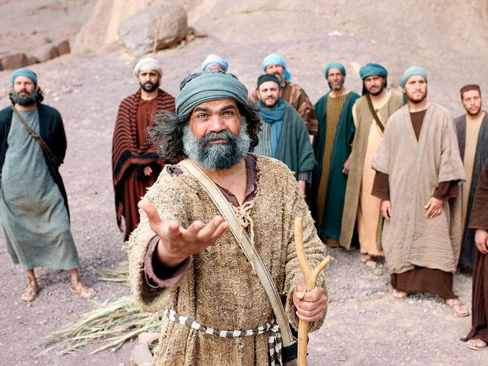 Os discípulos não devem ficar parados quando Jesus ascende aos céus pois ele permanece com os discípulos na força do Espírito