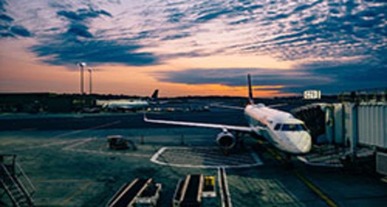 A Iata estima que até setembro serão algo em torno de 8 mil aviões no solo (Unsplash/ Ashim D'Silva)