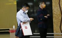 O foco do governo chinês estará no consumo, que se tornou o motor do crescimento do Produto Interno Bruto (Phill Magakoe/AFP)
