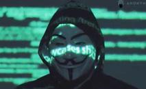 A Anonymous atua em outros países e ressurgiu no último domingo, 31, após desdobramentos do caso de George Floyd (Reprodução/Twitter)