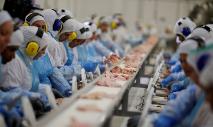 A Marfrig também deverá realizar busca ativa diária, em todos os turnos de trabalho, de trabalhadores, terceirizados, prestadores de serviços e visitantes com sintomas similares aos da gripe (Ueslei Marcelino/Reuters/ABr)