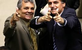 No início de maio, após a demissão de Moro, Bolsonaro admitiu que Fraga teria chance de ser nomeado ministro (Ailton de Freitas/Agência Câmara)