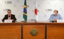 Governo lança aplicativo Mobiliza Minas para facilitar ações solidárias (Pedro Gontijo / Imprensa MG)