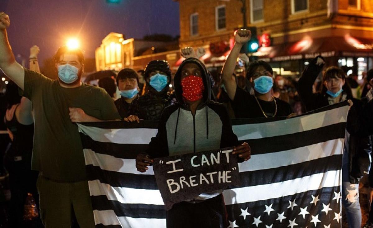 Pandemia e protestos nos EUA evidenciam desigualdade racial ...