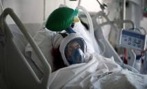 Cresce casos de Síndrome Respiratória Aguda Grave (SRAG) em várias regiões do país, entre 17 e 23 de maio (Benoit Tessier/ Reuters)