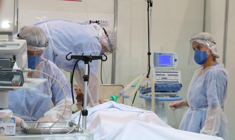 A ocupação dos leitos de Unidade de Terapia Intensiva (UTI) para os casos grave da infecção está em 95% na Região Metropolitana de Natal