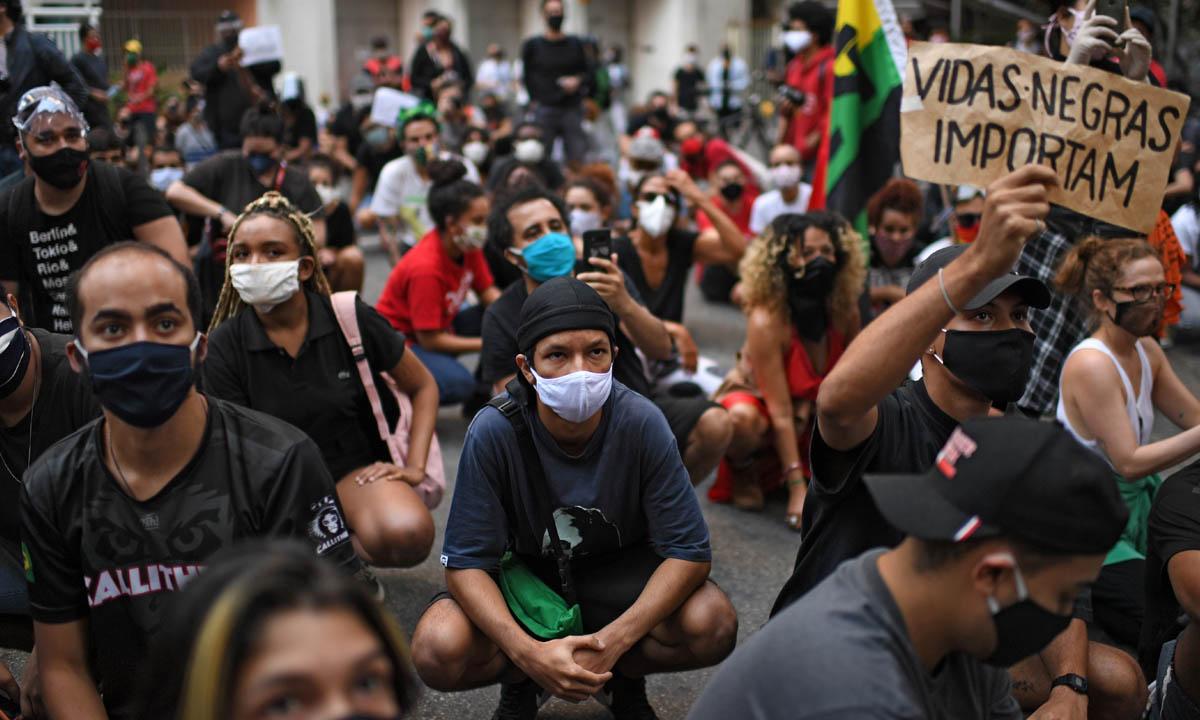 Movimento contra o racismo