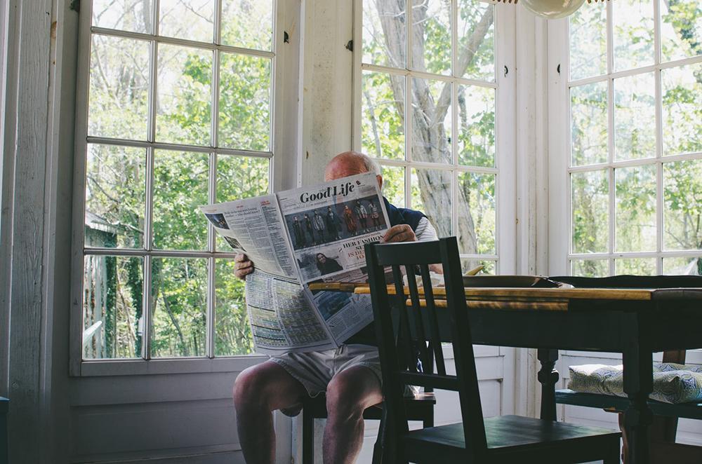 Envelhecer é acumular lembranças